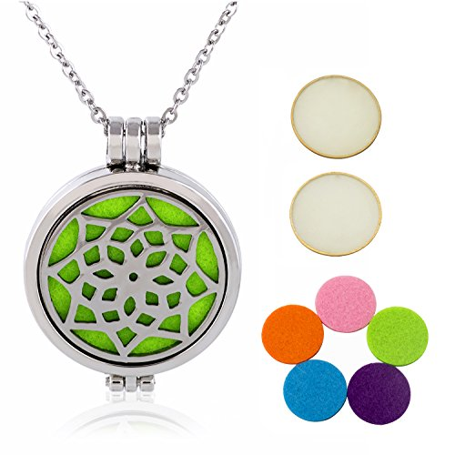 TC Essential Oils Diffuser Necklace