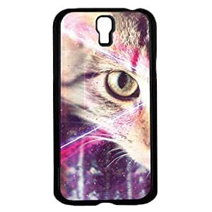 Cute Hipster Kitty Hard Snap on Phone Case (Galaxy s4 IV)