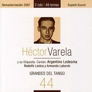 Grandes Del Tango 44