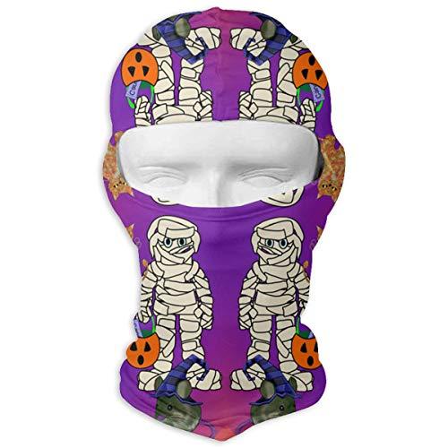 SWIJHAN Halloween Gang Fabric Balaclava Face Mask Breathable Outdoor Sports Motorcycle Cycling Snowboard Hunting -