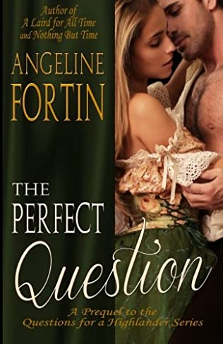book cover of The Perfect Question