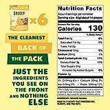 SOLELY Organic Dried Banana Bitecoins, Medium (Pack of 6) | One Ingredient | Vegan | Non-GMO | No Added Sugar