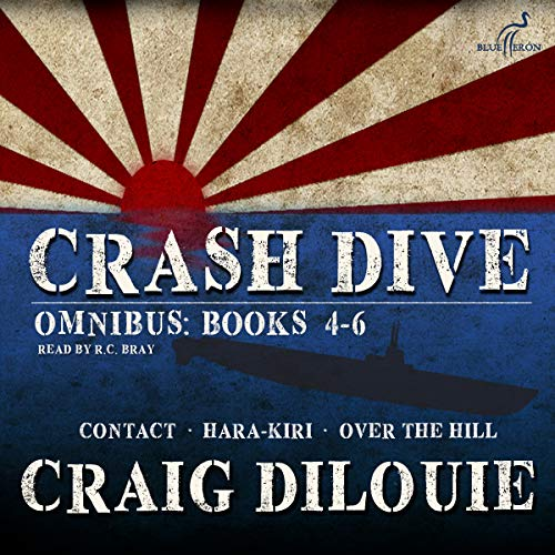 Best crash dive book 6