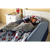 Stay-Put Inflatable Bed Rail Set