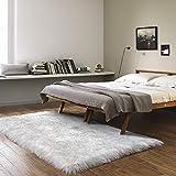Softlife Fluffy Faux Fur Sheepskin Rugs Luxurious