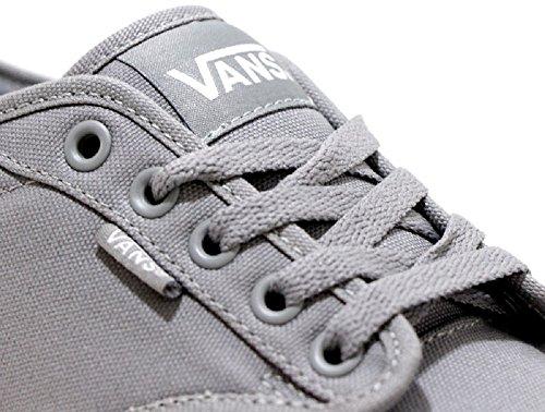 Vans Men's Atwood (Dip) Mid Gray/Mid Gray Skate Shoe 8 Men US