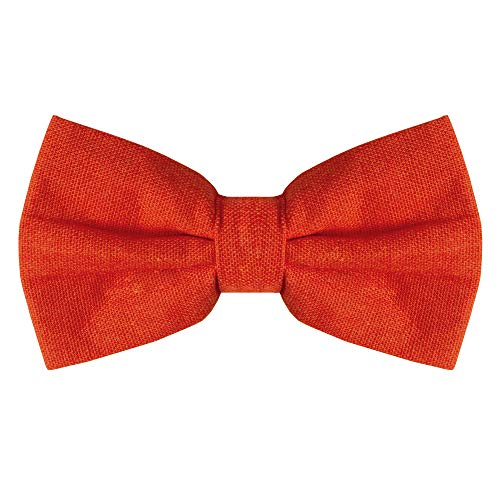 Bow Tie for Men Ties - Mens Pre Tied Formal Tuxedo Bowtie for Adults & Children, -