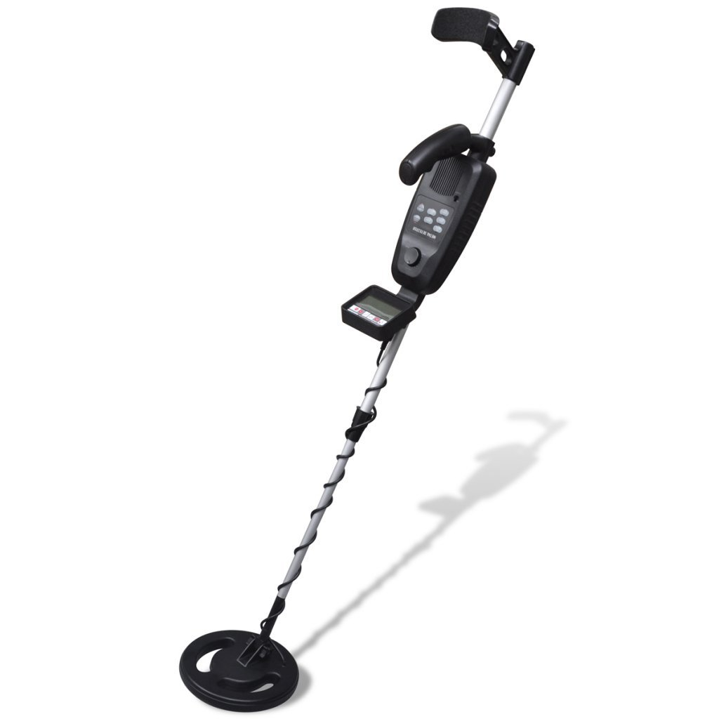 Amazon.com : Daonanba Practical LCD Display Metal Detector with 8