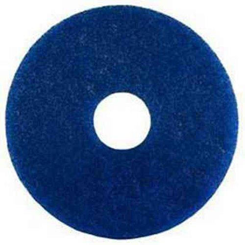 "Robert Scott SUBU3M High Performance Floor Pad, Single, 13"", Blue"