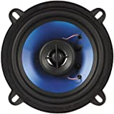 (2) New Q-POWER QP525 5.25 Inch 500 Watt 2-Way Coaxial Car Audio Speakers Pair