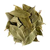 Bay Leaf Organic Herb Laurel - Whole Culinary Quality Leaf - Laurus Nobiles Herbal Tea 50g 1.76 Ounce