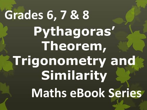 Secondary School 'Grades 6, 7 & 8 Maths - Angles, Bearings - Freebooks