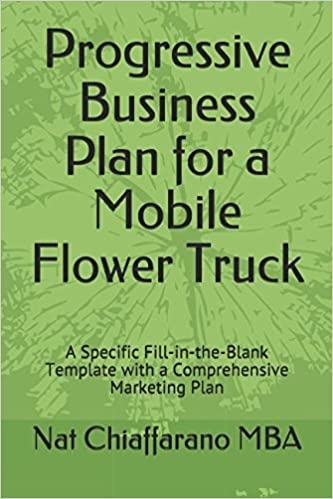 Amazon com: Progressive Business Plan for a Mobile Flower