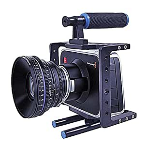 Neewer® Kit de Jaula para Vídeo Cámara Réflex Digital DSLR ...