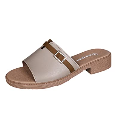Été Femme Sandales Linkay Plates Chaussures H9YED2IW