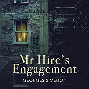 Mr Hire's Engagement Audiobook