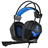 Sades SA921 Multifunction Universal Gaming Headset with Mic - Best Reviews Guide