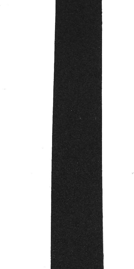 4 M 50 Mm x 3 mm de una solo lado adhesivo de aislamiento de sonido Esponja Espuma EVA Negro Amarillo