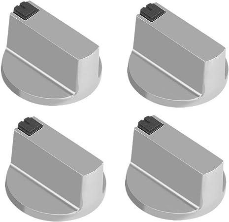 6 x Universale Stufe fornello manopola di controllo del Forno di cottura /&