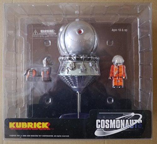 Kubrick No.98 [ KUBRICK COSMONAUTS ] by Medicom