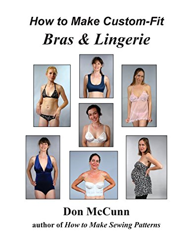 How to Make Custom-Fit Bras & Lingerie