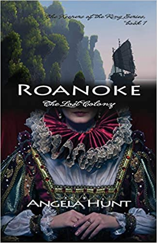 Amazon com: Roanoke: The Lost Colony (Keepers of the Ring