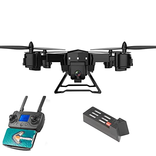 KY601G Drone WiFi con cámara HD, Dual GPS Drone, 4k HD WiFi ...