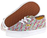 Vans Kids Baby Girl's Authentic The Beatles (Toddler) All You Need is Love 8.5 Toddler M