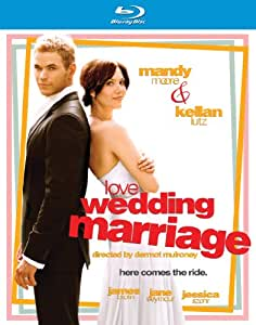 Love, Wedding, Marriage [Blu-ray]