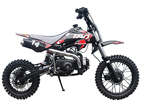Tao Tao Dirt bike DB14 (Red)