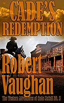 Cades Redemption Western Adventures McCall ebook product image