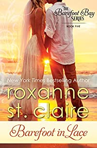 Barefoot In Lace by Roxanne St. Claire ebook deal