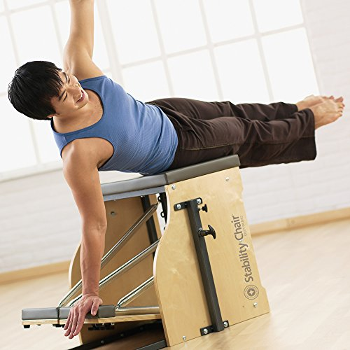 Split-Pedal Stability Chair™ by STOTT PILATES (Image #2)