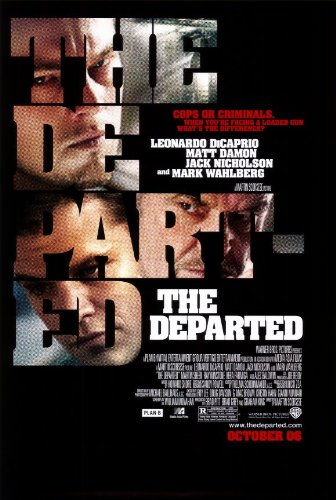 Pop Culture Graphics The Departed 27x40 Movie Poster