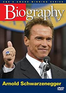 Amazon.com: Biography - Arnold Schwarzenegger (A&E DVD ...