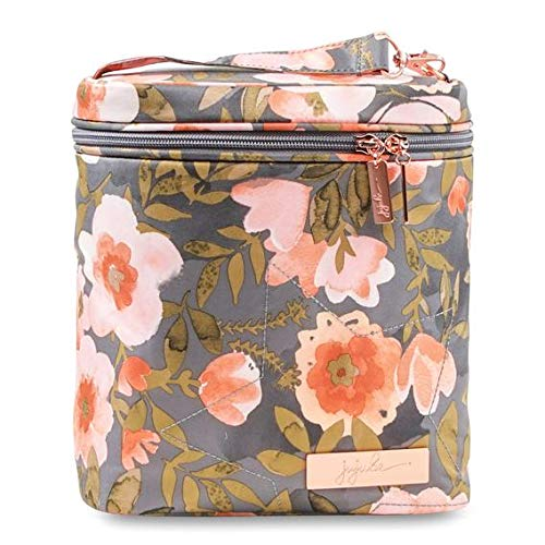 Jujube Fuel Cell Reusable/Insulated Bottle Bag and Lunch Box - Whimsical Whisper by JuJuBe