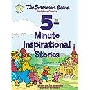 The Berenstain Bears 5-Minute Inspirational Stories: Read-Along Classics (Berenstain Bears/Living Lights)