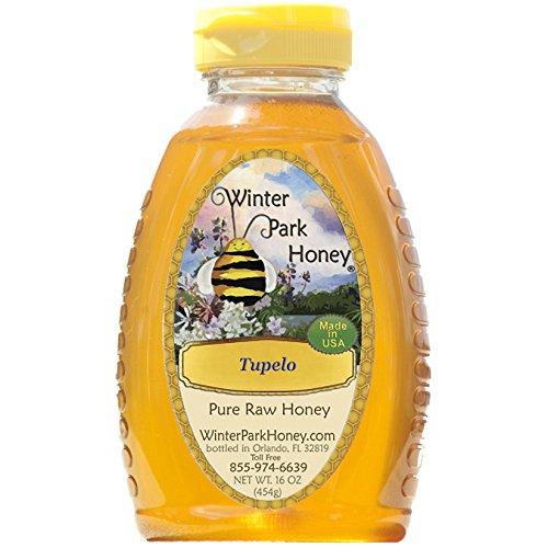 Tupelo Honey (Pure Natural Raw Honey) 16oz Kosher
