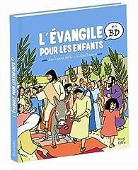 L'évangile pour les Enfants en BD par Christine Ponsard