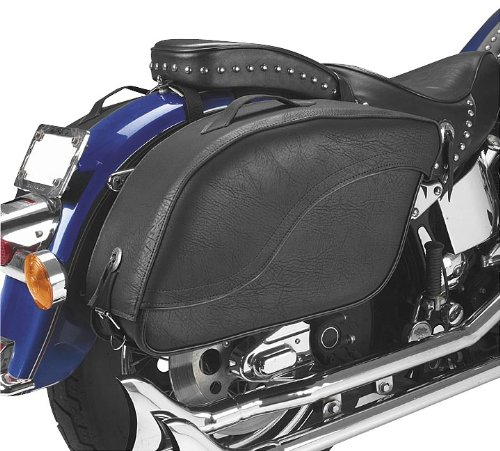 - All American Rider Futura 2000 Detachable Slant Saddlebags 8805P