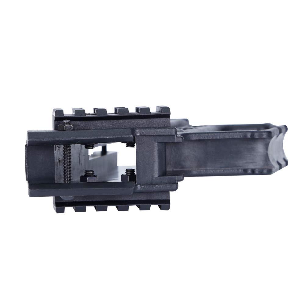 Huenco Kit Tactique de Carabine de Pistolet Magazine Kit de Combat Glock Mount /Équipement de Charge pour CS G17 18 19 Accessoires de Pistolet