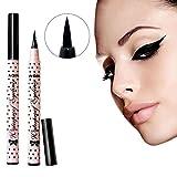 chendongdong Black Eyeliner Waterproof Liquid Make Up Beauty Comestics Eye Liner Pencil Pen