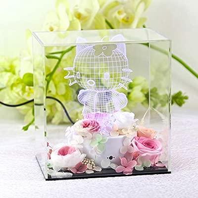 Flores preservadas Rosas Hechas a Mano Flores Frescas Rosas ...