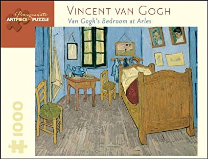Amazon.com: Vincent Van Gogh - Bedroom at Arles: 1,000 Piece Puzzle on water lilies, vincent van gogh, room at arles van gogh, olive trees, bedroom at arles by van gogh, van gogh museum, room in arles van gogh, the bedroom van gogh, cafe terrace at night, yellow house, wheat fields, the starry night, starry night over the rhone, bedroom in arles 1889, bedroom van gogh painting oil, bedroom vincent van gogh ppt, sesame street bedroom van gogh, portrait of dr. gachet, self-portraits by vincent van gogh, the potato eaters, wheat field with crows, sunday afternoon on the island of la grande jatte, bedroom in arles high resolution, church at arles van gogh, the church at auvers,