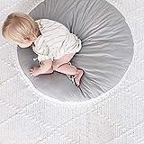 Kids Floor Pillow Seating Cushion Round Floor