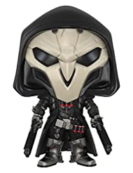 Funko Pop! Games: Overwatch Action Figure - Reaper