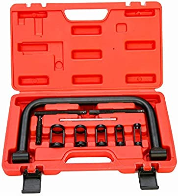 Valve Spring Compressor Removal Tool  Kit Auto Dirt Bike Motorcycle Heavy Duty