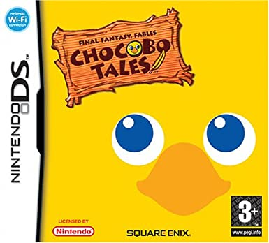 Final Fantasy Fables: Chocobo Tales (Nintendo DS): Final