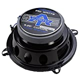 Autotek ATS525CX ATS Coaxial Full Range Speaker, 5.25-Inch, Set of 2