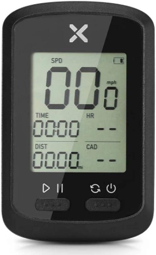 NEHARO Cuentakilómetros para Bicicleta Inteligente GPS Cycling ...